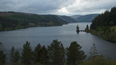 Lake Vyrnwy/Llyn Efyrnwy