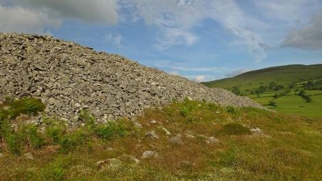 Kamienne wały Garn Goch