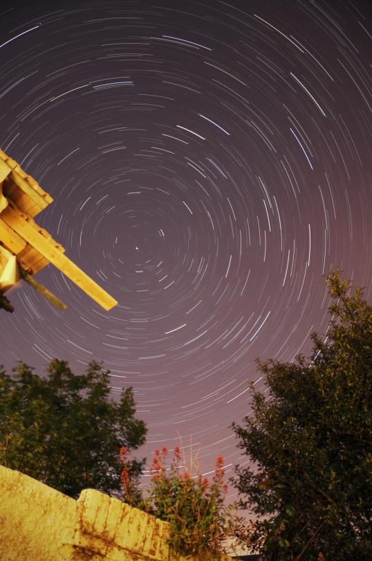 Nocne niebo w Walii, © Piotrek Nowak