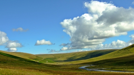 Dolina rzeki Elan