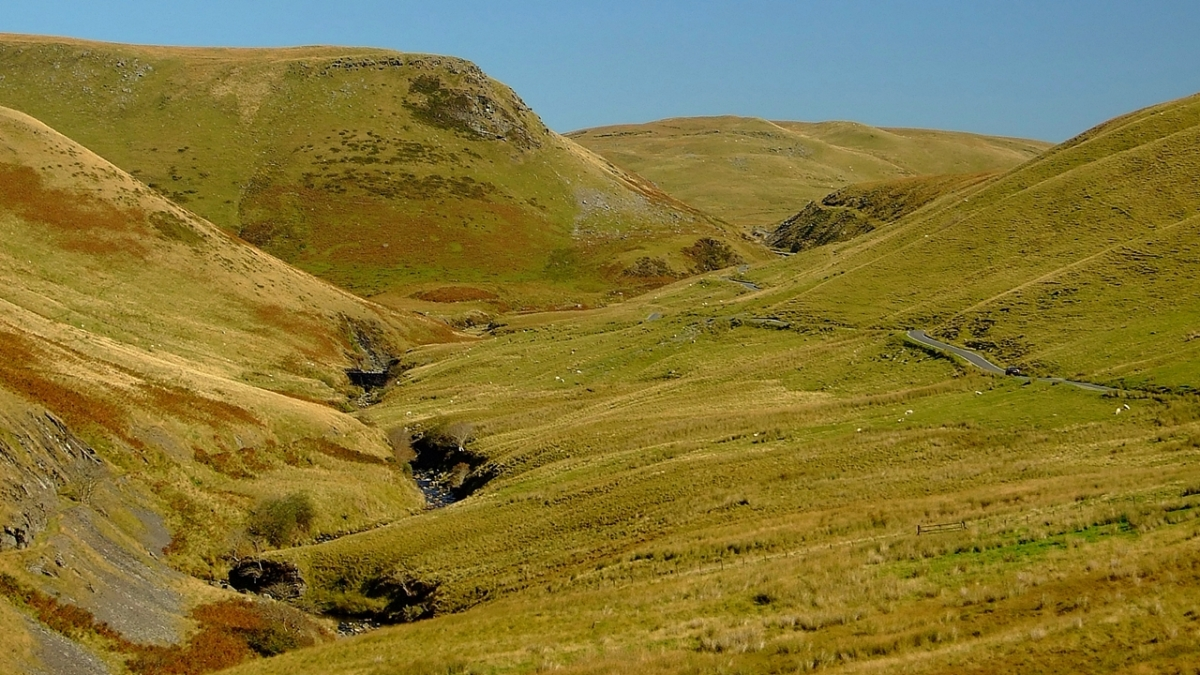 Dolina Ystwyth