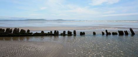 Plaża w Pembrey