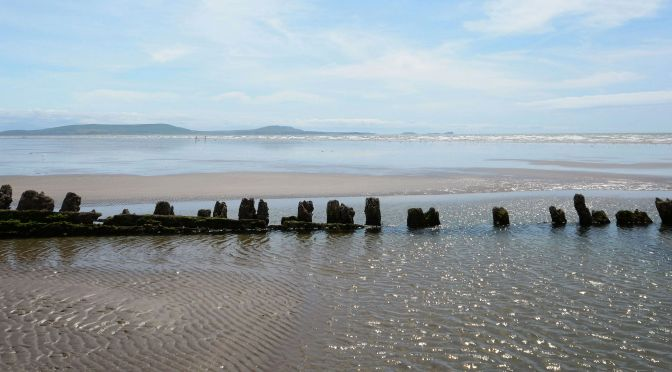 Plaża Cefn Sidan (Pembrey) i Pembrey Country Park