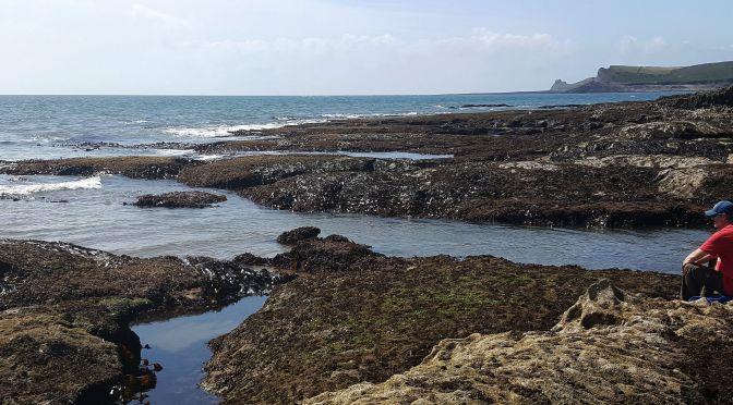 Półwysep Gower mniej znany – dzikie plaże